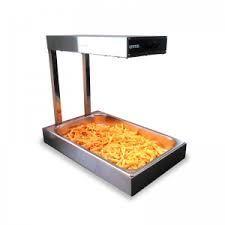 Máquina para manter batatas fritas quentes NOVA