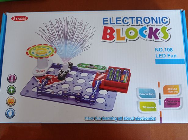 Młody elektronik