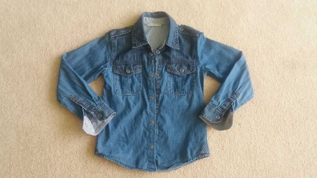 A'la dżinsowa koszula RESERVED 116