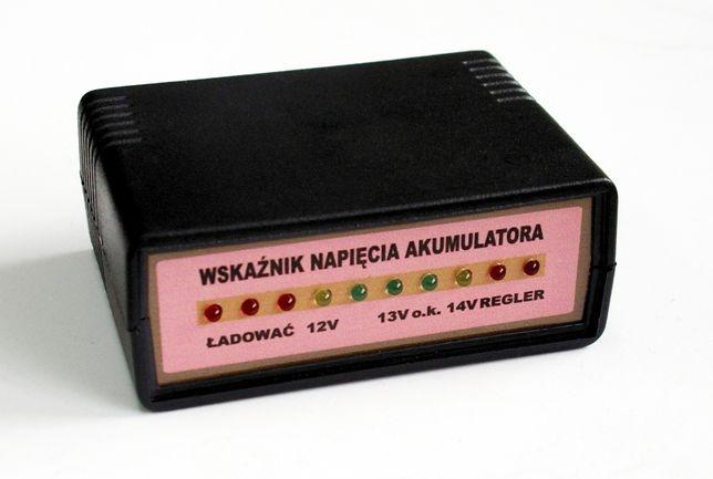 4. Wskaźnik napięcia akumulatora