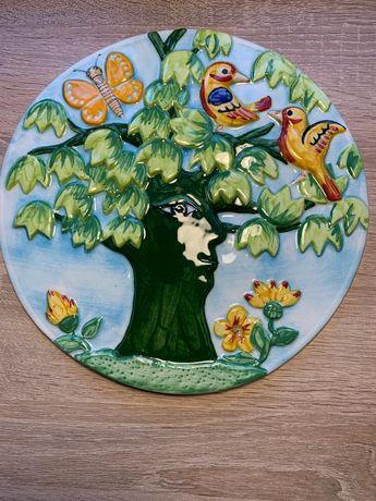 Goebel talerz dekoracyjny