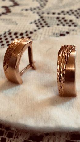 Сережки/золото