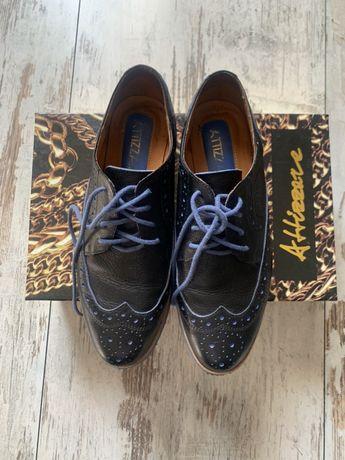 Брогги туфли Miraton