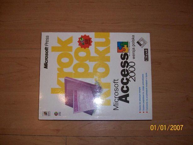 Microsoft Access 2000 Krok po kroku