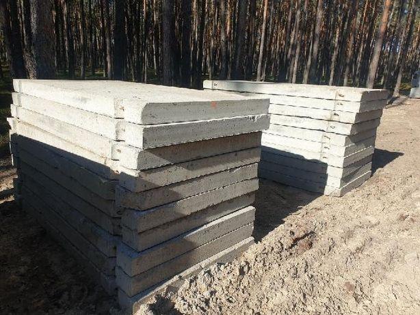 Sprzedam płyty drogowe , betonowe używane 1,3/3 cena 60 netto za m2