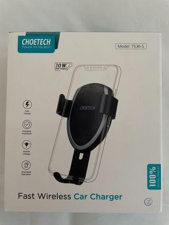 Carregador Telefone Carro - Choetech - T536-S (2)