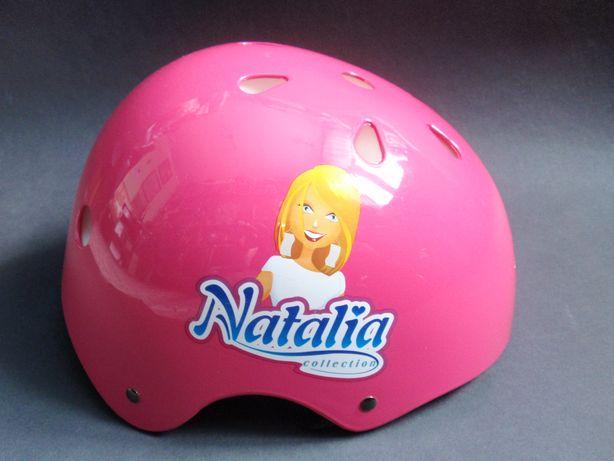 Kask rowerowy/ ochronny Natalia roz. M (52-54cm)