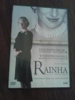 A Rainha - DVD Original