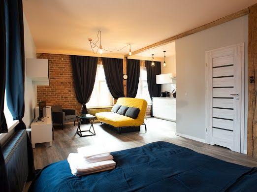 Apartament Antresola Fabryczna 2 wynajem na doby