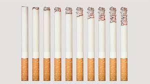 Tabaco há 20cent grama