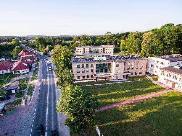 Hostel Parkowy w Morawicy w sercu Gór Swiętokrzyskich