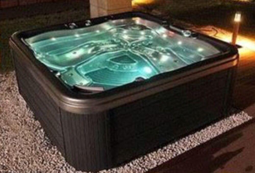 Spa com cromoterapia cascais piscinas e spas Cascais E Estoril - imagem 1