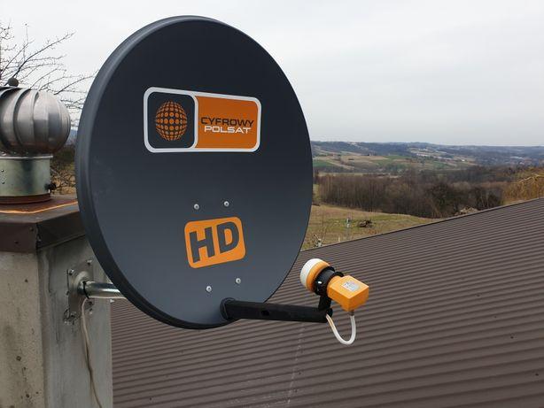 Antena Sprzedam tanio Polsat hd