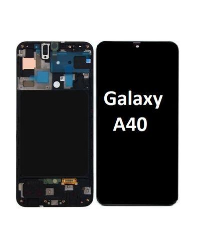Samsung Galaxy A40 Wyświetlacz LCD Wymiana Naprawa Gratis ! Serwis