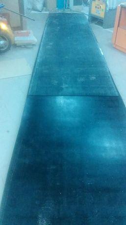 Резиновые пластины, резина рулонная и листовая, размеры в ассортименте