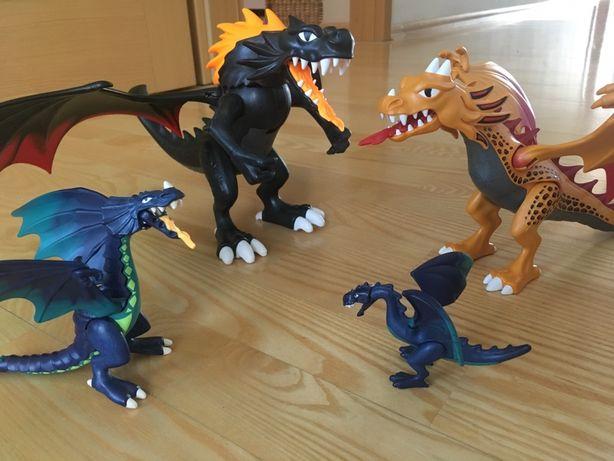 Playmobil Dragons 4 smoki