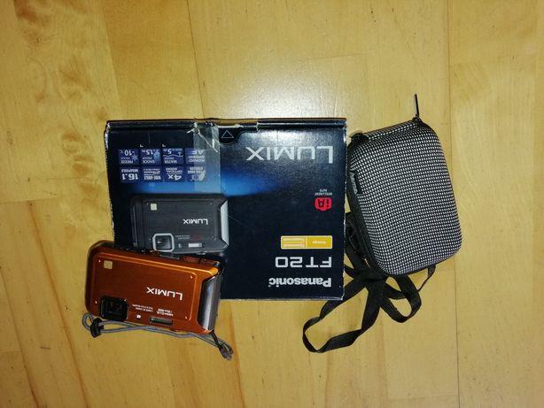 Aparat Panasonic FT20 Lumix