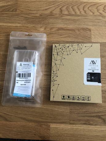 Etui + Szyby ochronne (3szt.)Samsung Galaxy A40