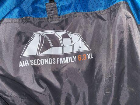 Tenda quechua air seconds family