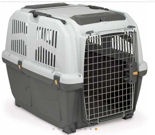 Caixa de transporte para cães e gatos