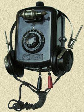 Detafon ( gratka dla kolekcjonera)