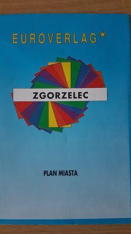 Zgorzelec. Plan miasta. Euroverlag