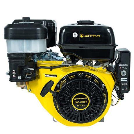 Двигатель на мотоблок бензиновый Кентавр 5/6/7/9/13/15 л.с шпонка