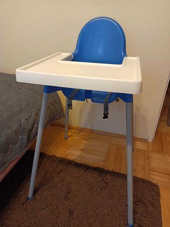 Krzesełko do karmienia Antilop
