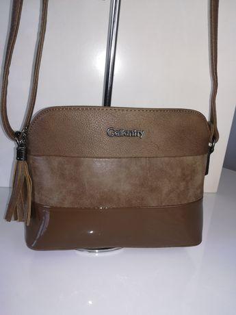 Torebka torba listonoszka GALLANTRY