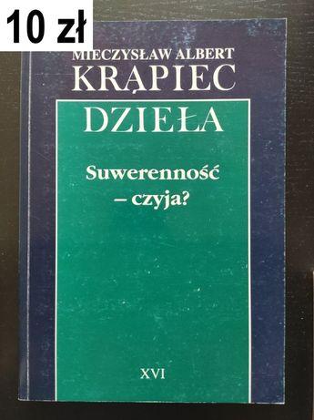 Krąpiec, M. A., Suwerenność - czyja?