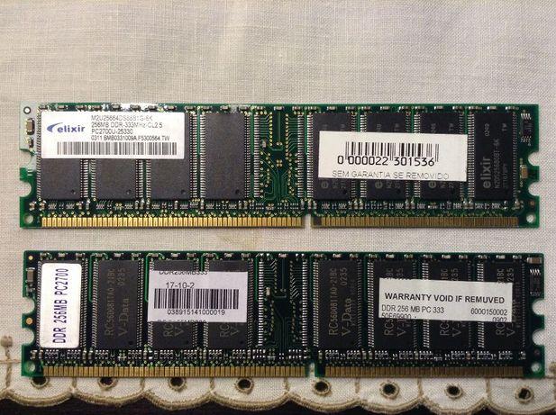 2 x 256mb DDR 333