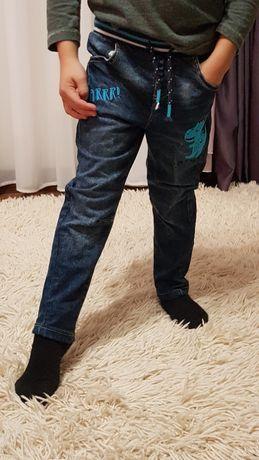 джинсы штаны 104-110