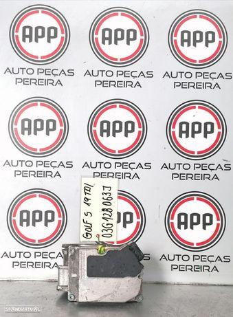 Borboleta de admissão VW Golf, Leon 1P, Audi A3 8P 1.9 TDI referência 03G128063J.