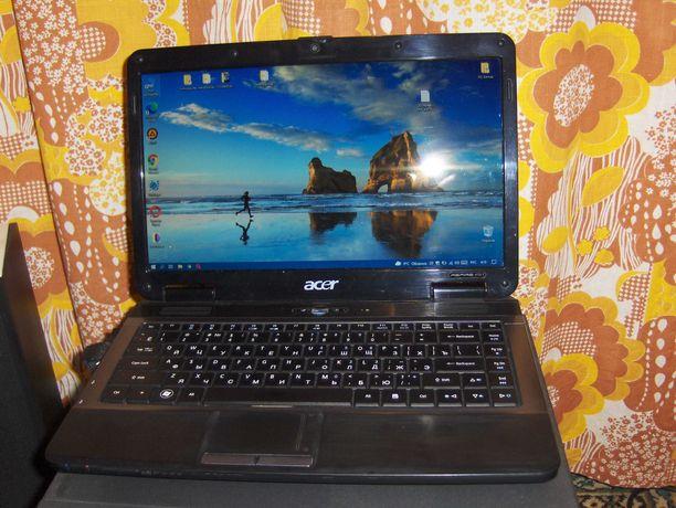 Продам ноутбук aсer aspire 4732z