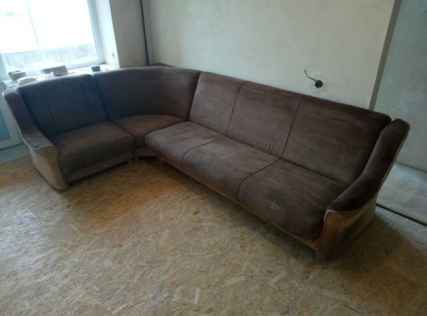 Угловой диван (уголок)