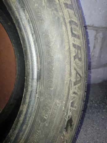 Продам комплект колес 195/65/R15