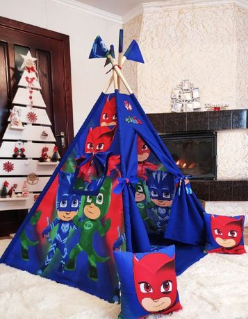 Детская палатка вигвам, домик, ш а л а ш. Оплата при получении