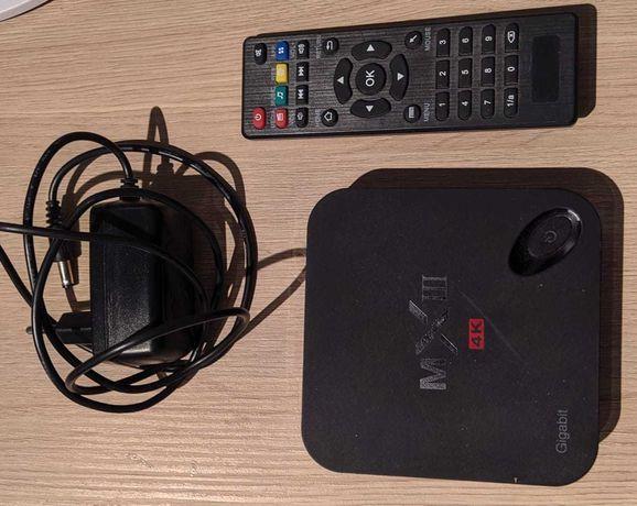 Android TV box mx3 4k