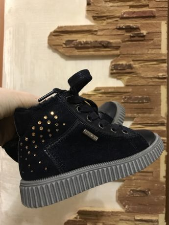 Демисезонные ботинки Tom m 16,3см