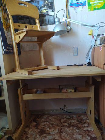 Комплект регулируемой мебели «Школьник»