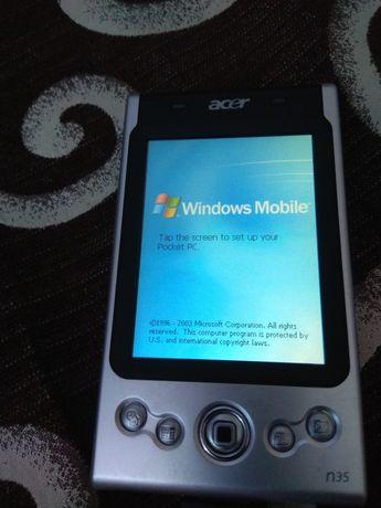 Palmtop Acer n35