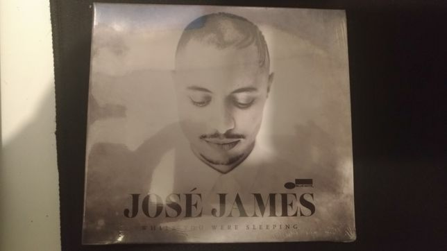CD José James While You Were Sleeping