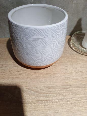 Doniczka osłonka ceramiczna