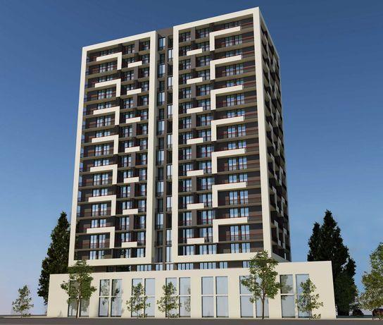 Продается квартира 35,88 м² с видом на море в Батуми, до моря 150 м