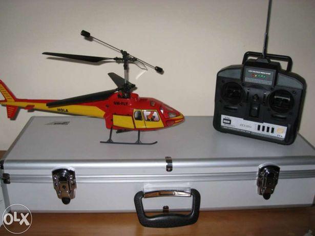 Helicoptero telecomandado