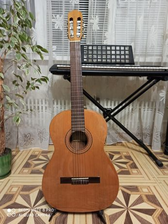 Испанская классическая гитара Антонио Санчес s-20.