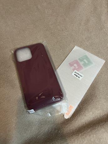 Edui/ Case iphone pro max 12 13 szkło hartowane