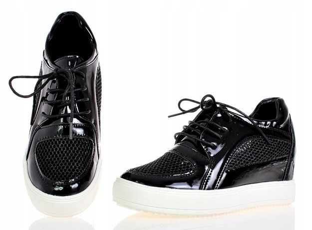 Buty sportowe ażurowa siateczka