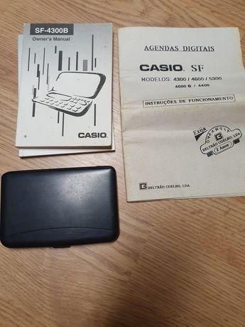 Agenda Casio + software