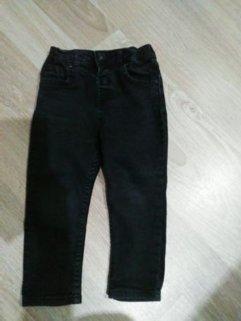 Spodnie/rurki River Island mini